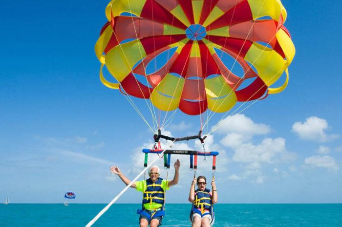 Parasailing Sharm el Sheikh with Vip excursions