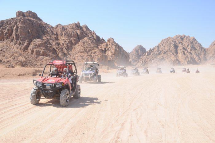 super moto safari in sharm el sheikh